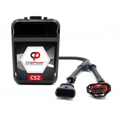Chiptuning VW TOUAREG 2.5 TDI 128 kW 174 PS Power Chip Box Tuning PDd