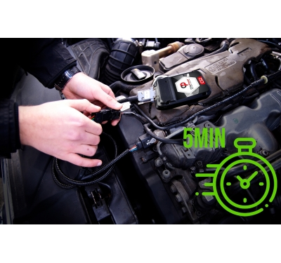 Chiptuning VW PASSAT 1.9 TDI 96 kW 130 PS Power Chip Box Tuning PDd